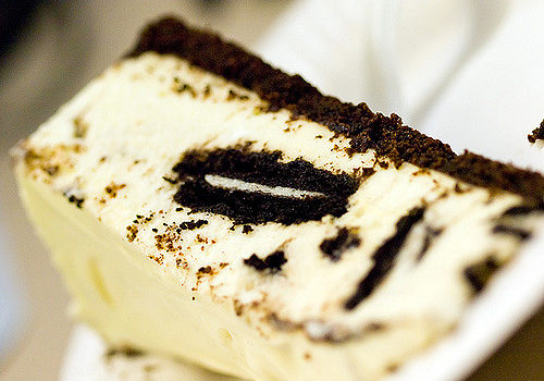 Easy No-Bake Oreo Cheesecake