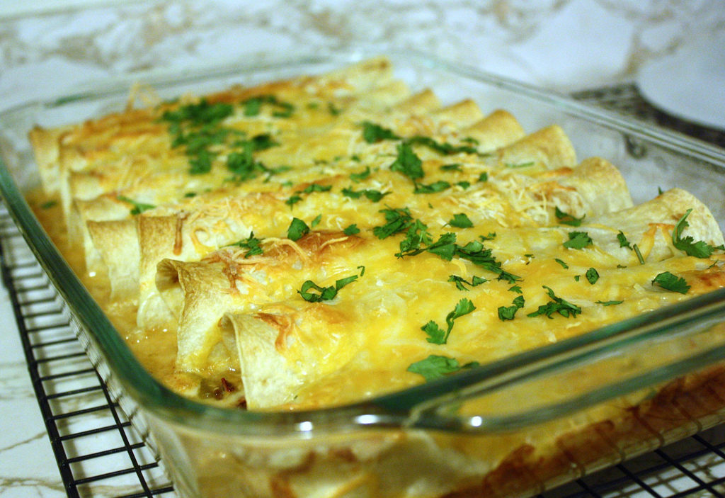 best chicken enchiladas recipe