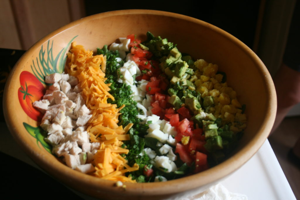 homemade cobb salad recipe