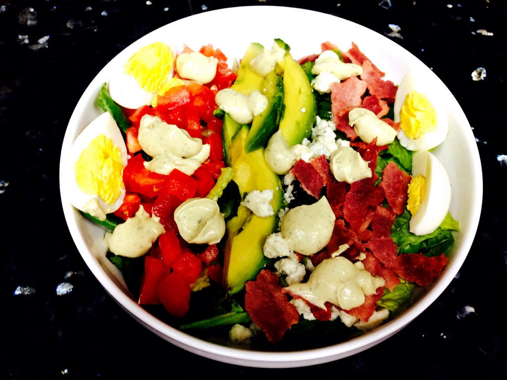 top cobb salad recipe