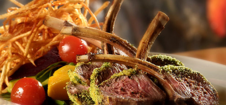 Best Rack of Lamb